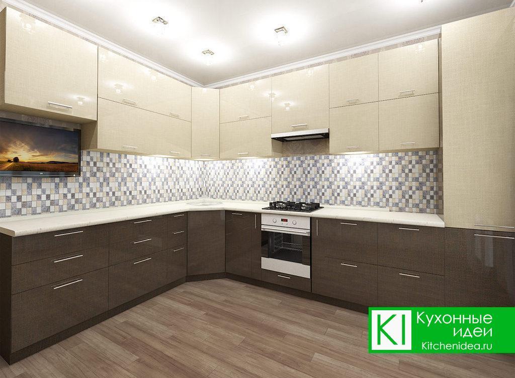 Кухня Олдем