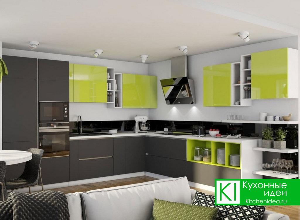 Кухня Джину