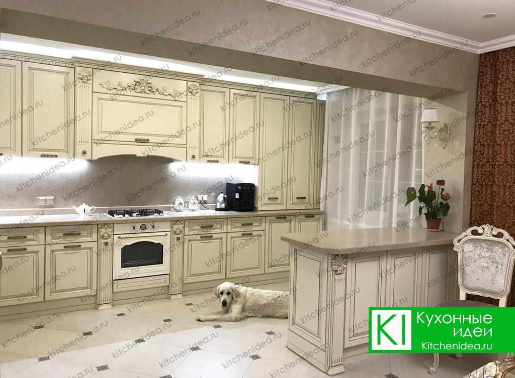 Кухня Луиджина